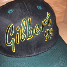 Load image into Gallery viewer, Vintage Gilbert Brown Packers Snapback