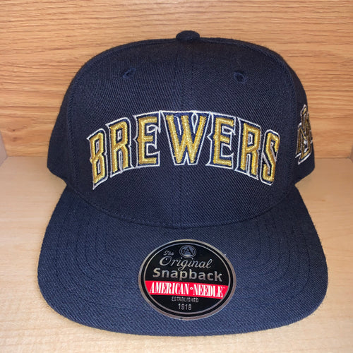 Vintage Style Milwaukee Brewers Hat