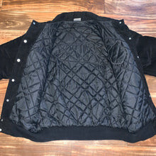 Load image into Gallery viewer, XL - Vintage Milwaukee Youth Hockey Corduroy Quilted Jacket