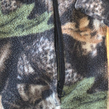 Load image into Gallery viewer, M - Wood'n Trail Camo Fleece Sweater