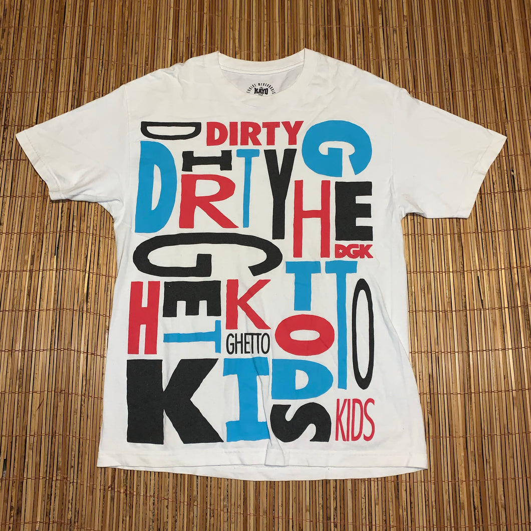 L - DGK Dirty Ghetto Kids Shirt