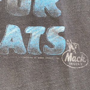 M/L - Vintage Mack Trucks Not For Pussy Cats Shirt