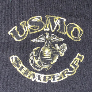 XXL - USMC Marines Bulldog Shirt