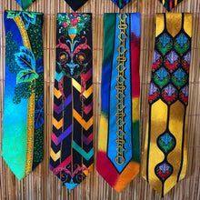 "Load image into Gallery viewer, Vintage Rush Limbaugh ""No Boundaries Collection"" Tie Lot"