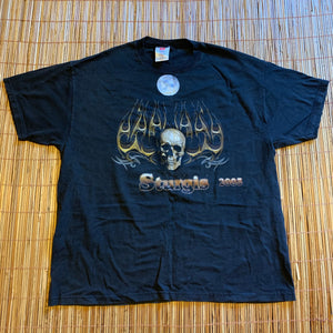 L/XL - Sturgis Black Hills Rally 2005 Biker Shirt