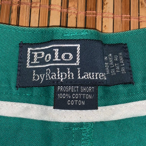 33 - Polo Ralph Lauren All Over Pony Shorts