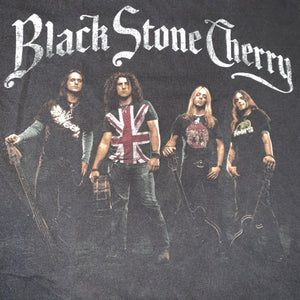M - Black Stone Cherry Band Shirt
