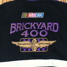 Load image into Gallery viewer, L - Brickyard 400 Nascar Zip Jacket