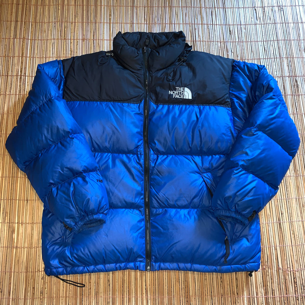 XL - The North Face 700 Goose Down Hooded Puffer Jacket