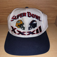 Load image into Gallery viewer, Vintage 1999 Super Bowl XXXII Hat