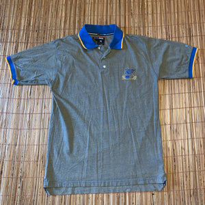 M(Fits Big-See Measurements) - Vintage 90s St Louis Blues NHL Polo