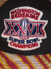 Load image into Gallery viewer, Vintage 1992 Redskins Super Bowl XXVI Hat