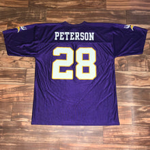 Load image into Gallery viewer, L/XL - Adrian Peterson Vikings Jersey