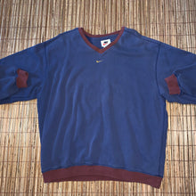 Load image into Gallery viewer, XL - Vintage 90s Nike V-Cut Sweater
