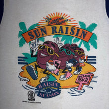 Load image into Gallery viewer, Youth M - Vintage 1987 California Sun Raisins Shirt