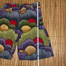 Load image into Gallery viewer, (See Measurements) - Vintage Exotic Crazy Party Shorts