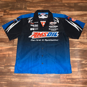 L/XL - Amsoil Synthetic Lube Shop Shirt