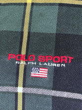 Load image into Gallery viewer, XL - Vintage Sport Ralph Lauren Plaid Sweater