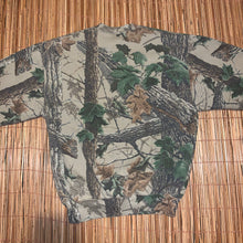 Load image into Gallery viewer, M - Camo Outdoors Sweater