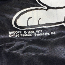 Load image into Gallery viewer, M/L - Vintage Snoopy Joe Cool Satin Jacket
