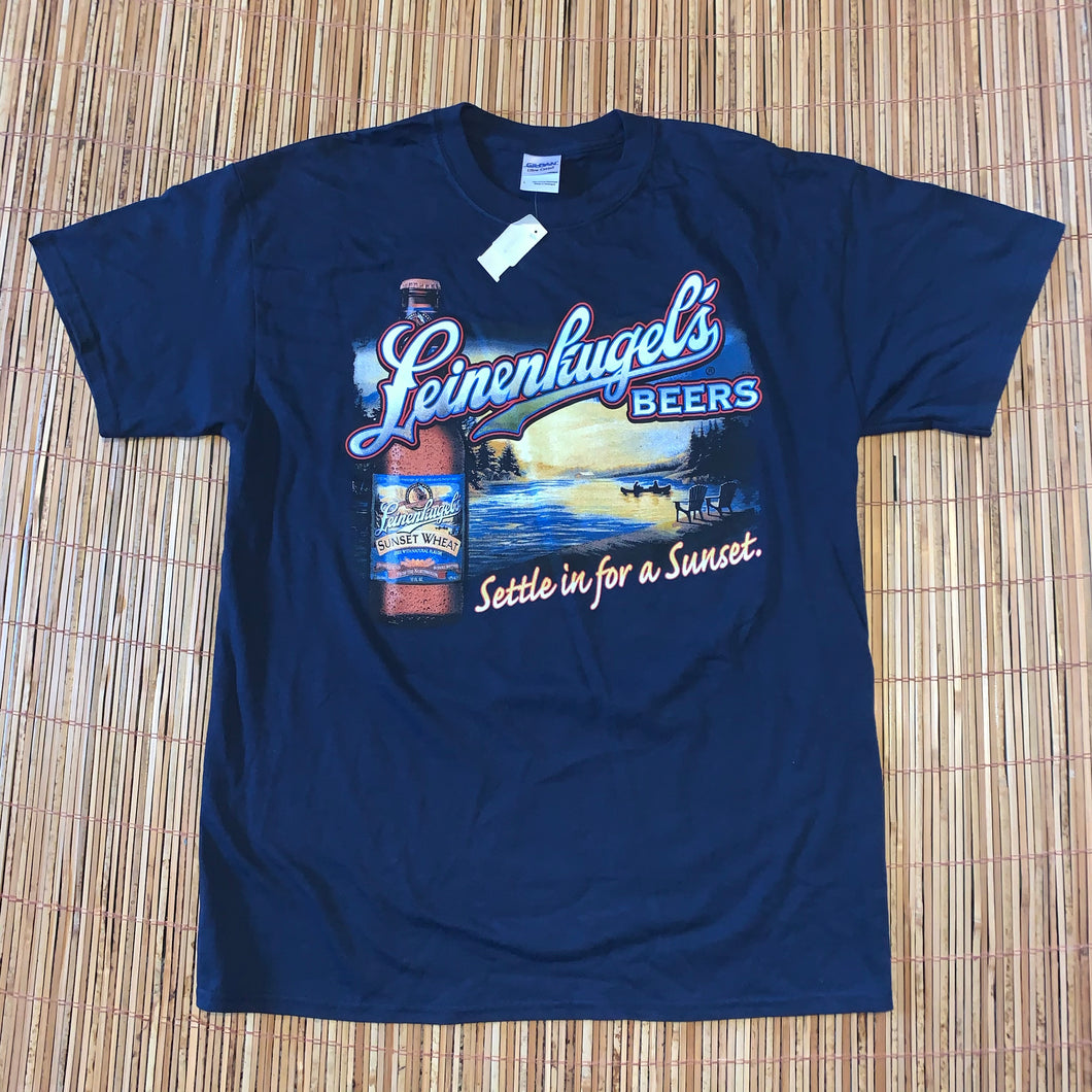 L - Leinenkugels Sunset Wheat Beer Shirt