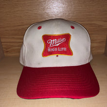 Load image into Gallery viewer, Vintage Miller High Life Beer Hat