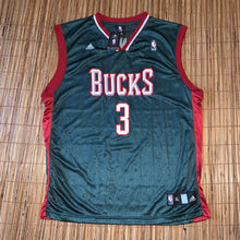 Load image into Gallery viewer, XL - NEW Brandon Jennings Milwaukee Bucks Jersey