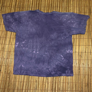 XL - White Dove Dream Catcher Tie-Dye Shirt