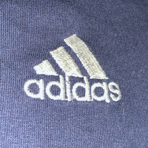 M - Vintage Adidas Embroidered Made In USA Shirt