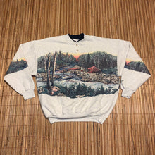 Load image into Gallery viewer, L/XL - Vintage North Woods Double Sided Sweater