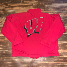 Load image into Gallery viewer, XL - Vintage Wisconsin Badgers Jacket