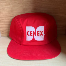 Load image into Gallery viewer, Vintage 80s Cenex 5-Panel Gasoline Fitted Hat Size 7