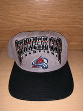 Load image into Gallery viewer, Vintage 1996 Stanley Cup Champions Starter Hat
