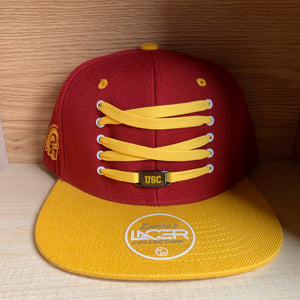 USC Trojans NCAA Lacer Hat NEW
