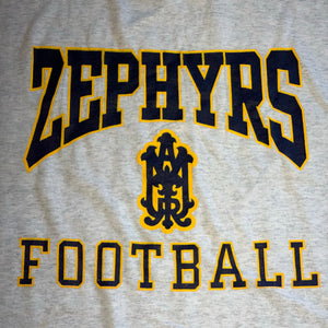 L/XL - Vintage Zephyrs Football Shirt