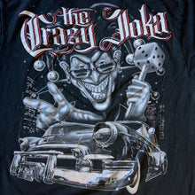 Load image into Gallery viewer, XL - The Crazy Joka 2-Sided Graphic Shirt