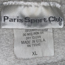 Load image into Gallery viewer, XL - Vintage Paris Sport Club Sweater