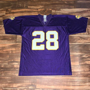 L/XL - Adrian Peterson Vikings Jersey