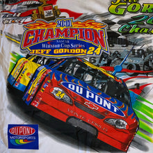 Load image into Gallery viewer, L(Fits BIG XL/XXL-See Measurements) - Jeff Gordon 2-Sided Nascar Shirt