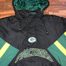 Load image into Gallery viewer, XL/XXL - Vintage Green Bay Packers Classic Starter Jacket