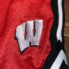 Load image into Gallery viewer, L - Wisconsin Badgers Athletic Shorts