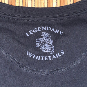 XLT - Legendary Whitetails Skeleton Bow Hunter Shirt