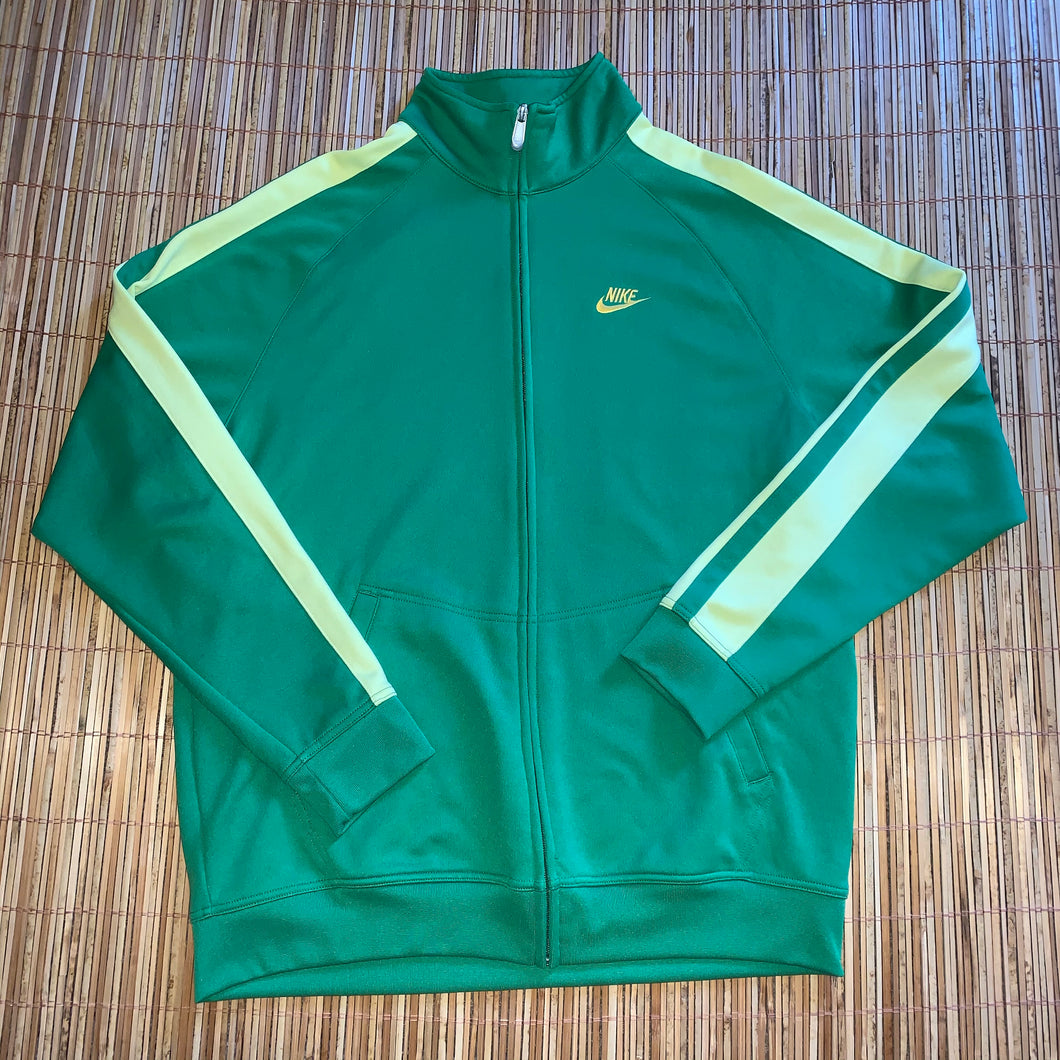 XL - Nike Full Zip Track Jacket