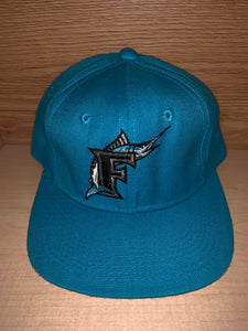 Florida Marlins Fitted Sports Specialties Hat