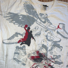 Load image into Gallery viewer, 3XL - Air Jordan All Over Print Shirt