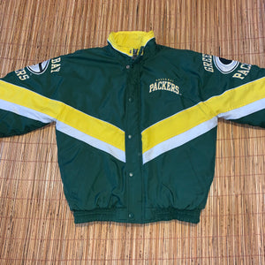 M - Vintage 90s Packers Starter Jacket