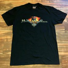 Load image into Gallery viewer, M - Harley Davidson U.S. Virgin Islands Pirate Shirt