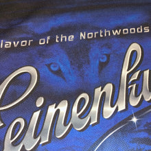 Load image into Gallery viewer, L/XL - Vintage Leinenkugel's Snowmobile Wolf Mesh Shirt