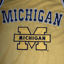 Load image into Gallery viewer, L - Michigan Wolverines Tank Top Jersey
