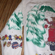 Load image into Gallery viewer, M - Christmas All Over Print Sweater